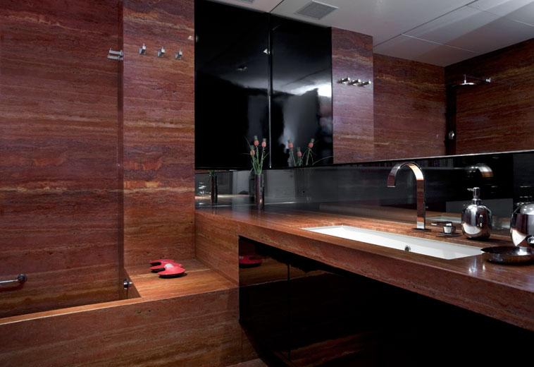 Appartamento a  Malabar Hill, Mumbai, India. Bathroom