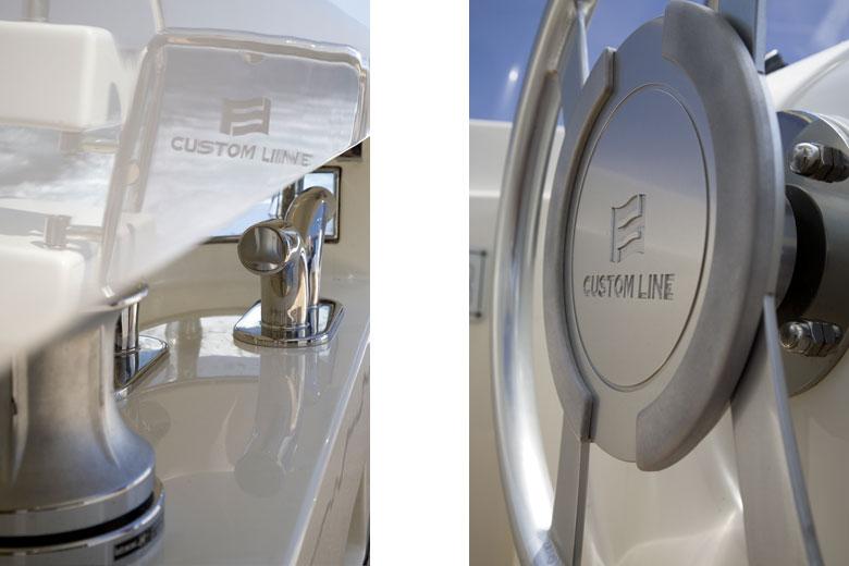 yacht Custom Line Ferretti