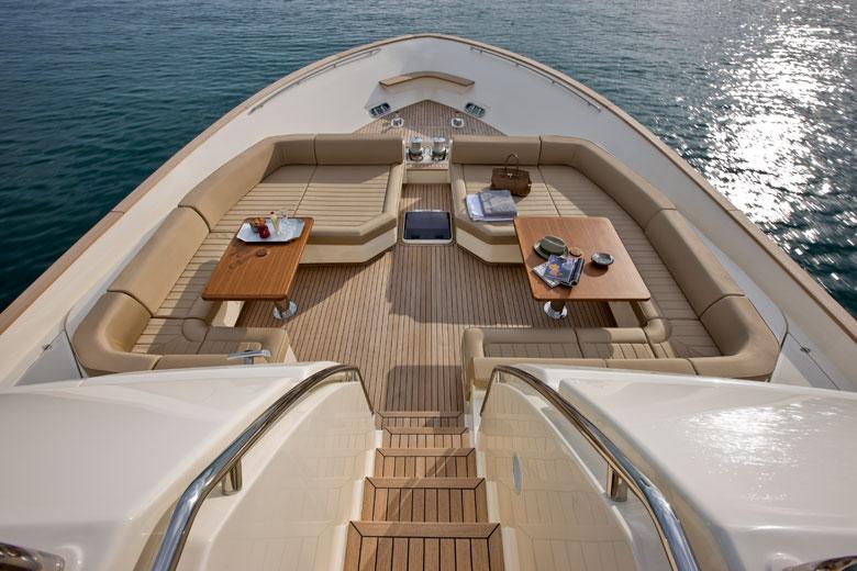 Yacht Mochi - Gruppo Ferretti