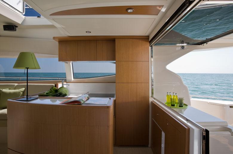 Yacht Ferretti 501