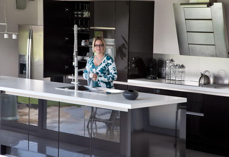 Villa monofamiliare a Balen in Belgio, kitchen