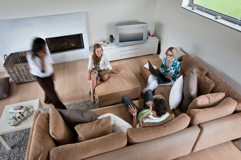 Villa monofamiliare a Balen in Belgio, living with friends