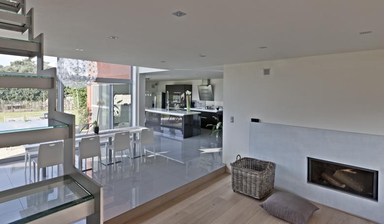 Villa monofamiliare a Balen in Belgio, dining and kitchen