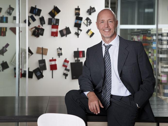 Arrigo Berni, CEO di Moleskine