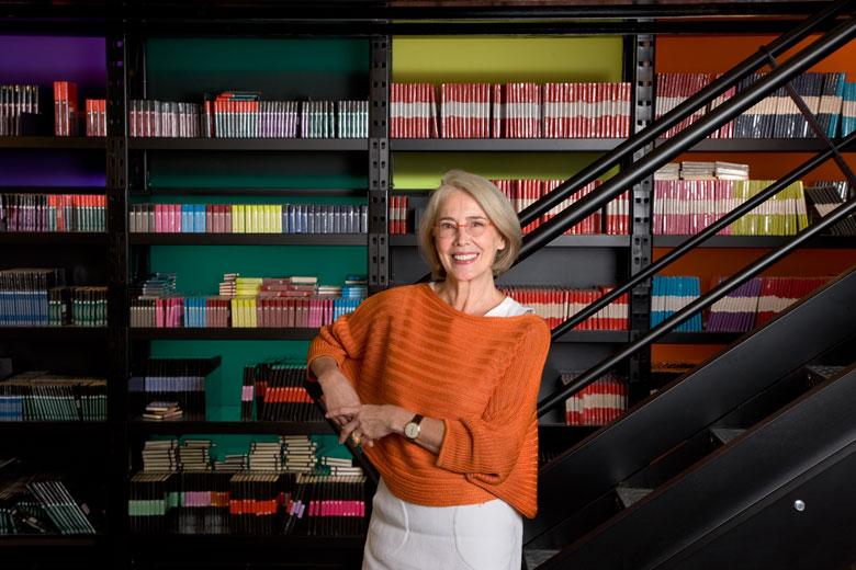 Maria Sebregondi, director brand Moleskine