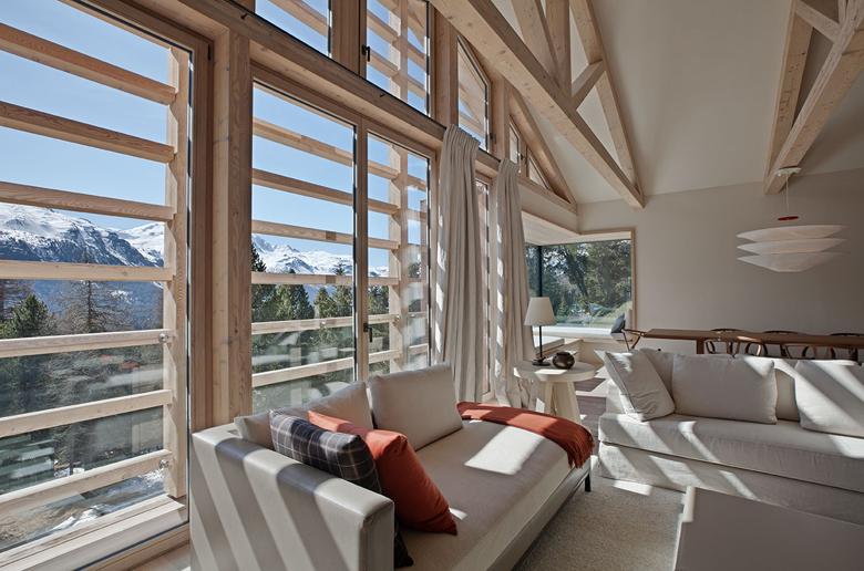 progetto arch Matteo Thun a St Moritz CH