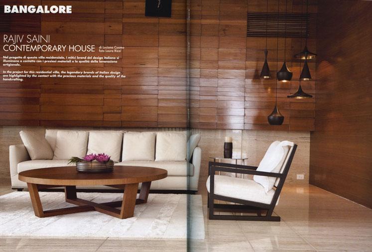House in Bangalore by Rajiv Saini