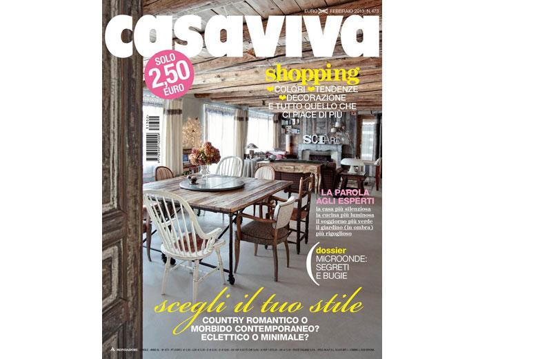 Casaviva cover