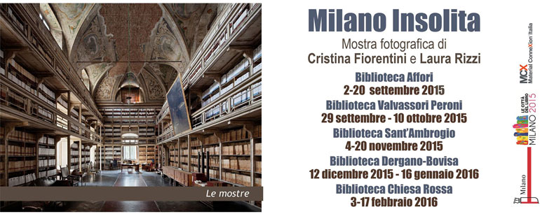 mostra Milano Insolita